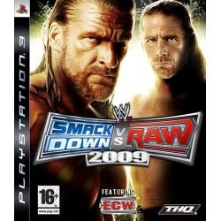 WWE SmackDown vs Raw 2009 -...