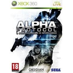 Alpha Protocol - Usato