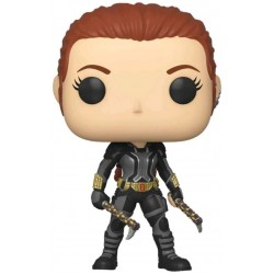 Funko Pop! Marvel - Black...