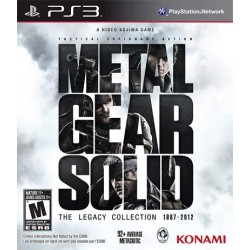 Metal Gear Solid - The...