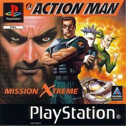 Action Man Mission Xtreme -...