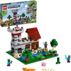 LEGO Minecraft Crafting Box...