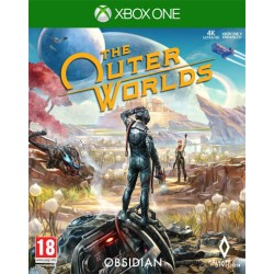 The Outer Worlds - Usato