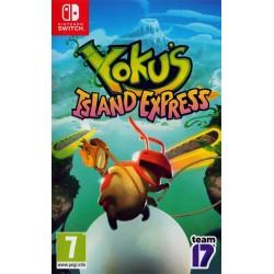 Yoku's Island Express - Usato