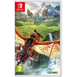 Monster Hunter Stories 2...