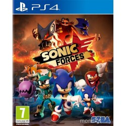 Sonic Forces - Usato