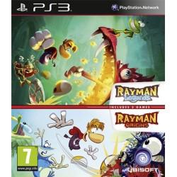 Rayman Origins + Rayman...