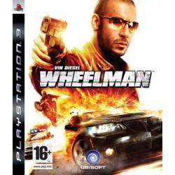 Vin Diesel Wheelman - Usato