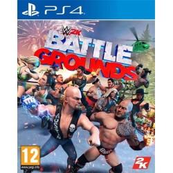 WWE 2K Battlegrounds - Usato