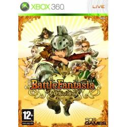 Battle Fantasia - Usato