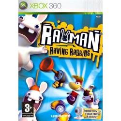 Rayman Raving Rabbids - Usato