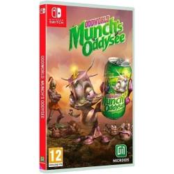 Oddworld Munch's Oddysee -...