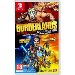 Borderlands Legendary...