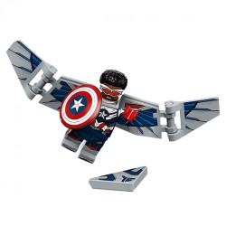 Captain America Sam Wilson...