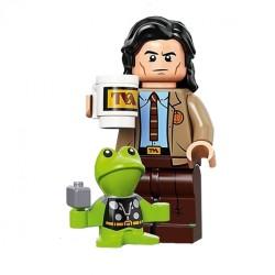 Loki con Throg - LEGO...