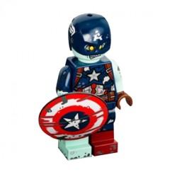 Captain America Zombie -...