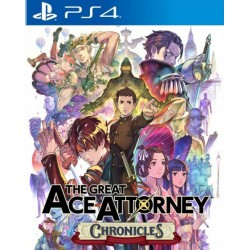 The Great Ace Attorney...