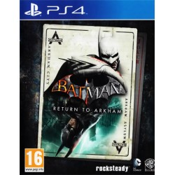 Batman Return to Arkham -...
