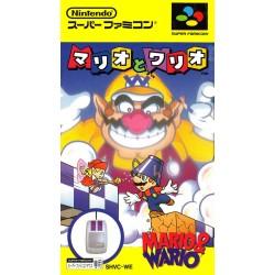 Mario & Wario ( マリオとワリオ ) -...