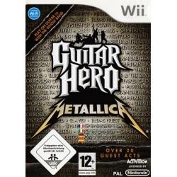 Guitar Hero Metallica - Usato