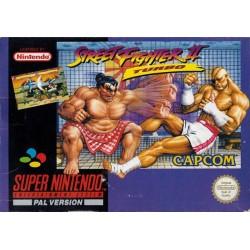 Street Fighter II Turbo -...