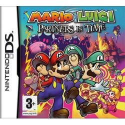 Mario & Luigi: Partners in...