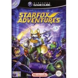 Star Fox Adventures - Usato