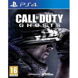 Call of Duty Ghosts - Usato