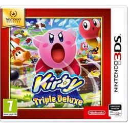 Kirby Triple Deluxe - Usato
