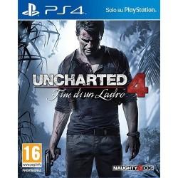 Uncharted 4 - Usato