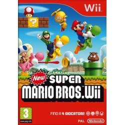 New Super Mario Bros. Wii -...