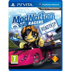 ModNation Racers: Road Trip...