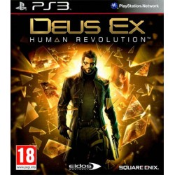 Deus Ex Human Revolution -...