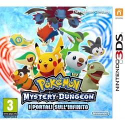 Pokémon Mystery Dungeon: I...