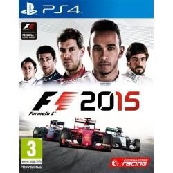 F1 2015 - Usato