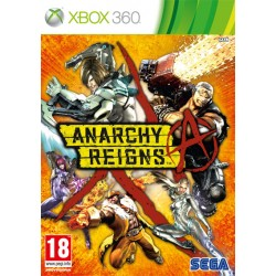 Anarchy Reigns - Usato