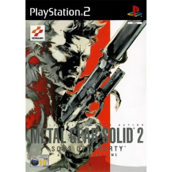 Metal Gear Solid 2: Sons of...