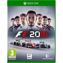 F1 2016 - Usato