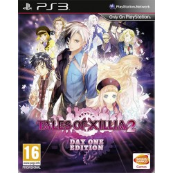 Tales of Xillia 2 Day One...