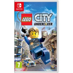 LEGO City Undercover - Usato