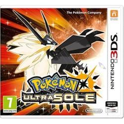Pokémon Ultra Sole - Usato