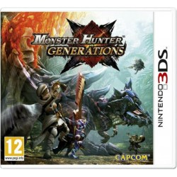 Monster Hunter Generations...