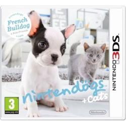 Nintendogs + Cats Bulldog...