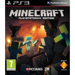 Minecraft PlayStation 3...