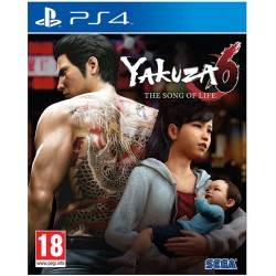 Yakuza 6: The Song of Life...