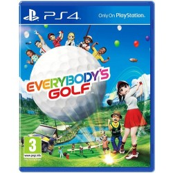 Everybody's Golf - Usato