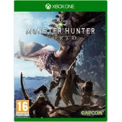 Monster Hunter World - Usato