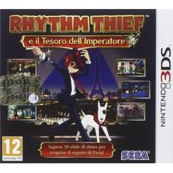 Rhythm Thief e il Tesoro...