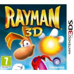 Rayman 3D - Usato