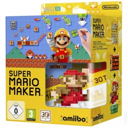 Super Mario Maker + Amiibo